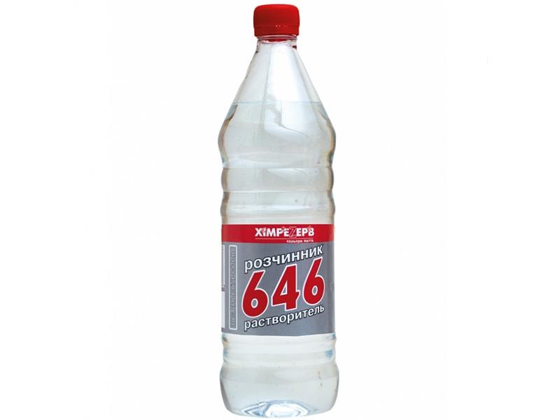 Растворитель 646 0,5л