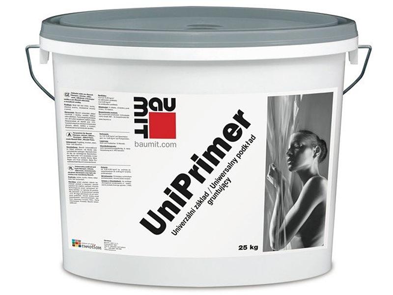 Грунтовка универсальная BAUMIT Universalgrund 25кг