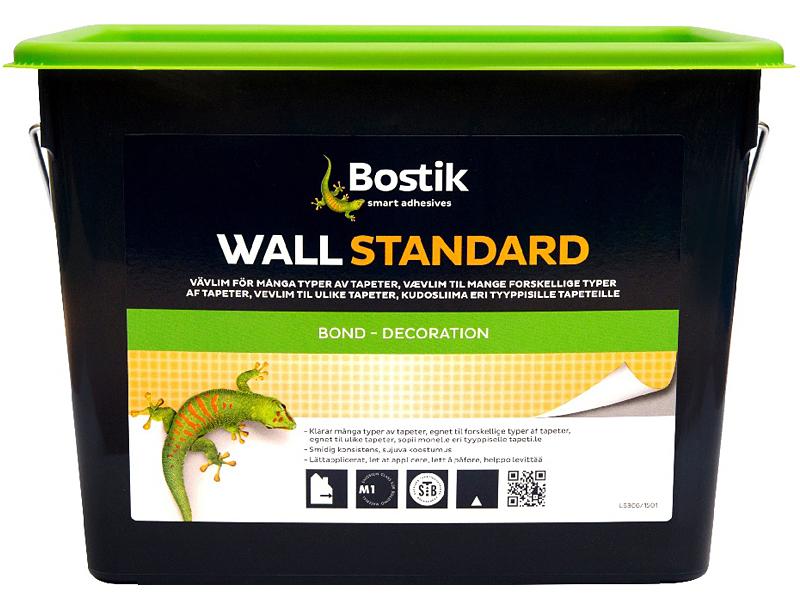 Клей для обоев BOSTIK Wall Standard 70(15л)