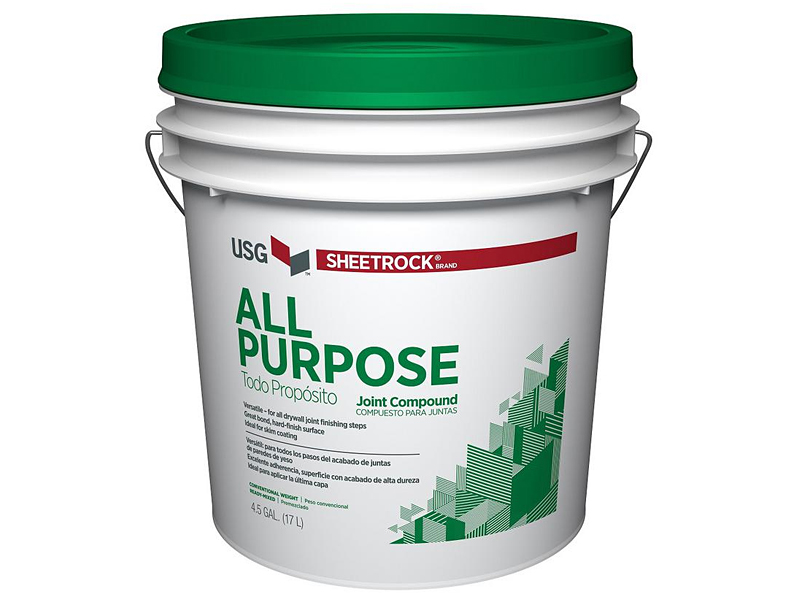 Шпаклевка SHEETROCK Super-finish 25 кг