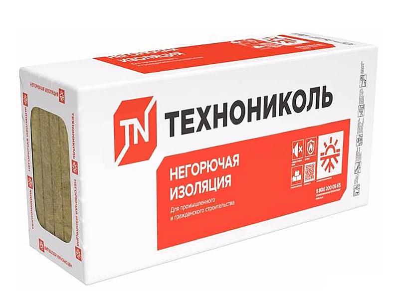 Базальтовая вата ТЕХНОНИКОЛЬ Технофас 1,2 х 0,6м(100мм)
