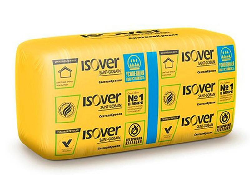Утеплитель ISOVER Скатная кровля 50 мм (14.27 м²)