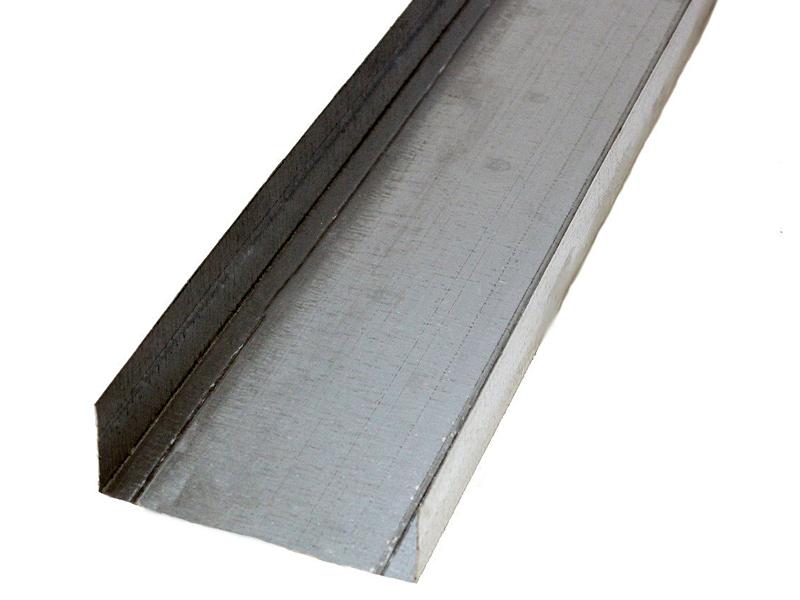 Профиль для гипсокартона UW-100(3м) 0,40мм