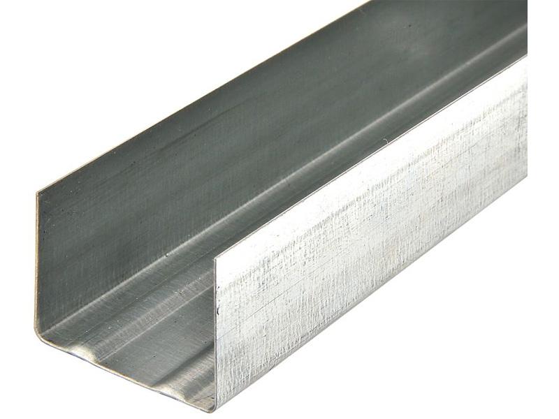 Профиль для гипсокартона UW-50(4м) 0,55мм