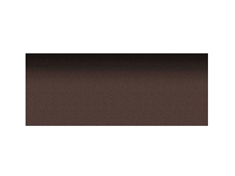 Коньково-карнизная плитка АКВАИЗОЛ коричневаямикс(5,25м²)