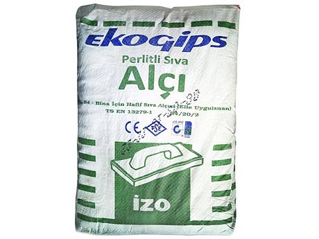 Гипс шпаклевочный EKOGIPS Izogips(25кг)