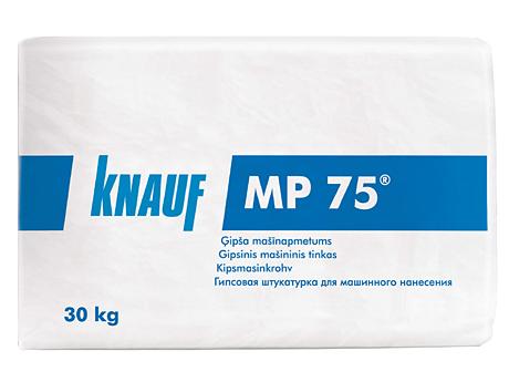 Штукатурка машинная KNAUF MP-75 30кг