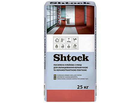 Клей для керамогранита SHTOCK Грес(25кг)
