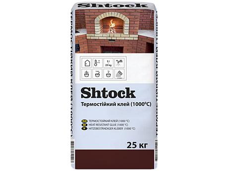 Термостойкий клей (1000°C) SHTOCK 25кг