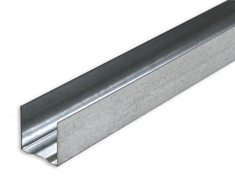 Профиль для гипсокартона UD-27(4м) 0,40мм